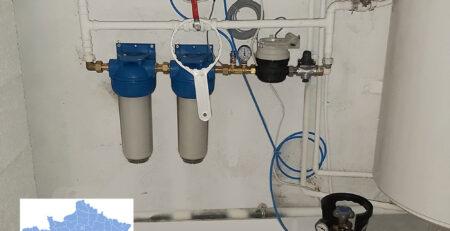 Installation d'un Adoucisseur au CO2 Décalc dans l'Hérault 34