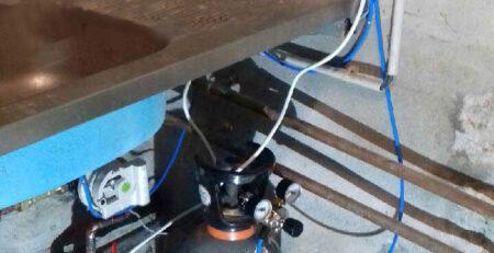 Installation d'un Adoucisseur CO2 DECALC en Haute Savoie