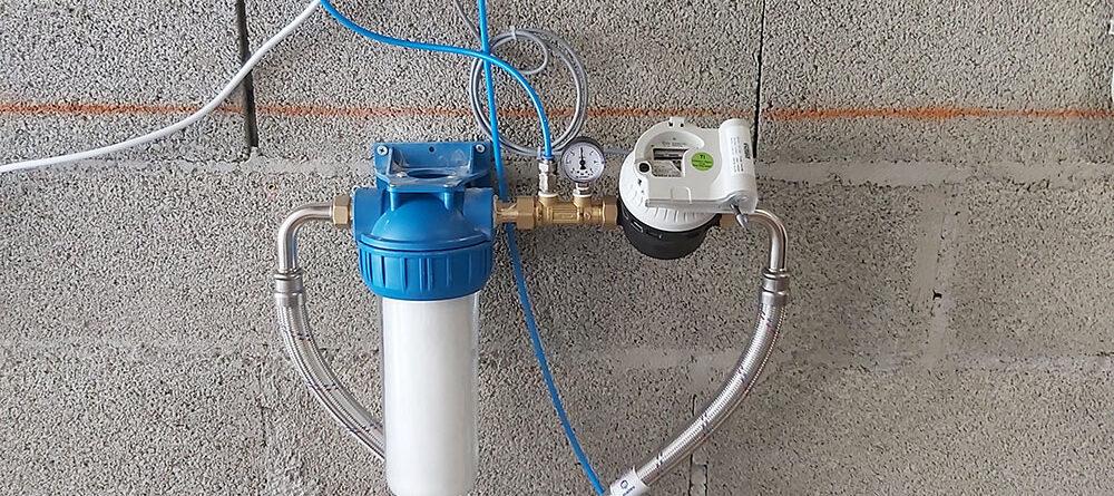 Installation d'un Adoucisseur CO2 DECALC à Sigean dans le département l'Aude