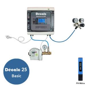 Solution antitartre Adoucisseur CO2 DECALC