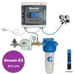 Adoucisseur eau au CO2 DECALC 63